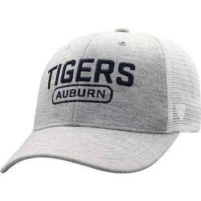 new concept b497c 10c0d Auburn Tigers Top of the World Top Notch Trucker Snapback Adjustable Hat -