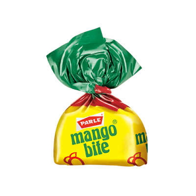 Parle Mango Bite Toffee Mango Flavor Candy 100 pcs Free Shipping From India