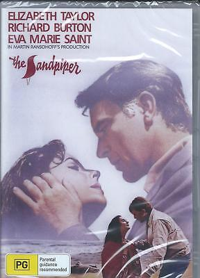 The Sandpiper (Elizabeth Taylor) Region All . Brand New And Sealed