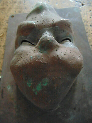 Industrial doll head mold SCARY