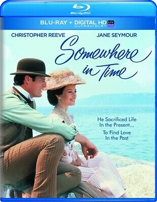 SOMEWHERE IN TIME New Sealed Blu-ray Christopher Reeve Jane Seymour