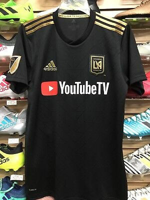 timeless design 9eeca 7003b ADIDAS LAFC HOME JERSEY 2019 Authentic Jersey #10 Carlos ...