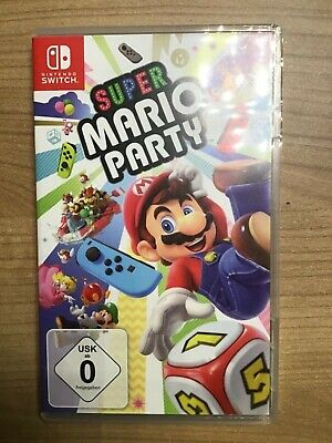 Super Mario Party Nintendo Switch OVP