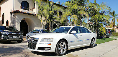 2008 Audi A8 L W12 Cyl IMMACULATE *RARE* 4Seater AWD NO RESERVE IMMACULATE *Super Rare* 2008 Audi A8L W12 NO RESERVE 4-Seater Fully Loaded AWD