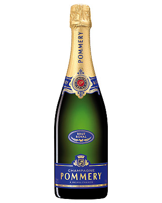 Pommery Brut Royal Champagne NV Champagne Sparkling Non Vintage 750mL case of 6
