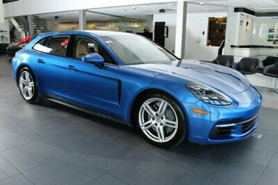 2018 Porsche Panamera Sport Turismo  2018 Hatchback Used Twin Turbo Premium Unleaded V-6 2.9 L/177 Automatic AWD