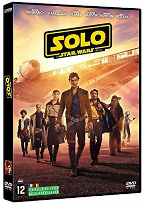 Solo - A Star Wars Story DVD NEW