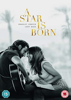 Star Is Born A DVD NEW