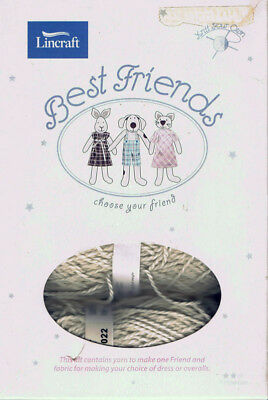 Best Friends Knit Your Own + Make Your Own Clothing Kit for One Friend