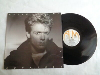 bryan adams ( reckless ) album on am records 1984