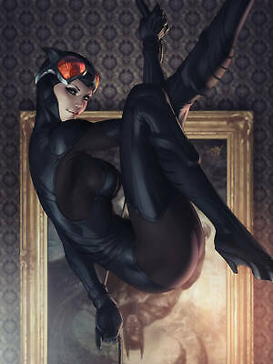 Catwoman #9 Stanley Artgerm Variant