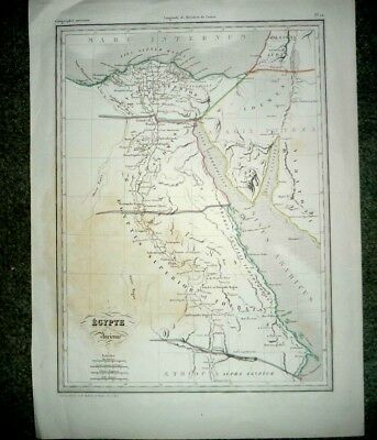 Egypte Geographie Ancienne