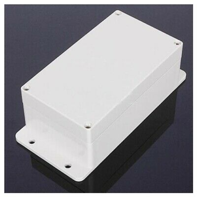 2X(158x90x64mm Plastic Electronic Project Box Enclosure Case Cover Waterpro O6)