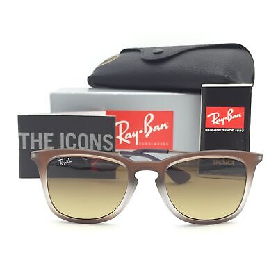 291a4358e9e Ray-Ban RB4221 6224 13 Brown Translucent Sunglasses W  Brown Gradient Lens  50mm