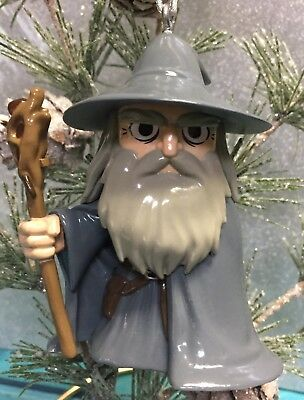 Lord Of The Rings Christmas Ornaments.Custom Gandalf The Gray Lord Of The Rings 3 Christmas