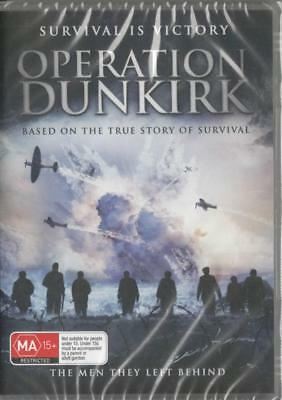 Operation Dunkirk - New & Sealed Dvd - Free Local Post