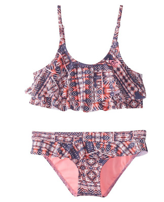 ROXY Girls Heart in the Waves Two Piece