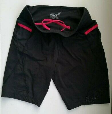 Womens Innov8 Race Elite 125 Ultra Short Size 8 (Small) Fell and Trail Running