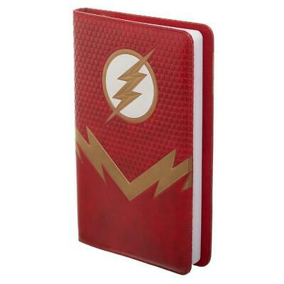 The Flash - Red Travel Journal - Brand New - Dc Comics S26Q6R