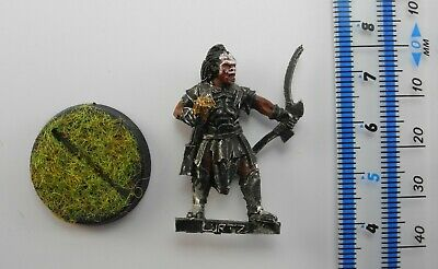 LURTZ with bow Metal Lord of the Rings LOTR Evil Uruk Hai Army Warhammer 10