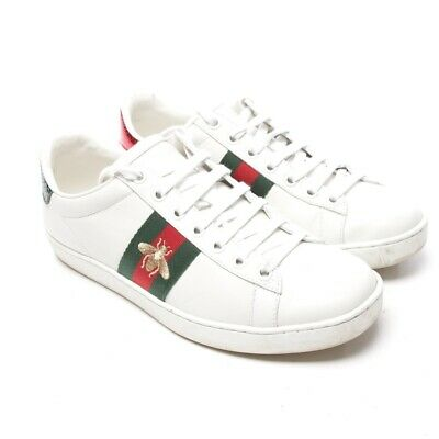 b85c51b539 Gucci Sneakers Tgl D 37 Multicolore Scarpe Donna Scarpe Bee Righe Ace Bassi