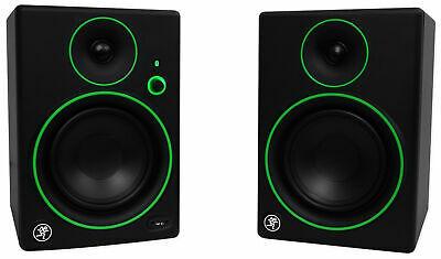 "(2) Mackie CR5BT 5"" Studio Monitors/Computer Speakers with Bluetooth"