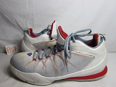 official photos 12708 9a2a8 ... Size 10.5 · Like us on Facebook · Men s Nike Air Jordan CP3.VIII AE Chris  Paul Wht  Red Blue