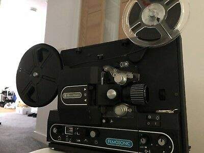 Bell And Howell 8Mm Film Projector