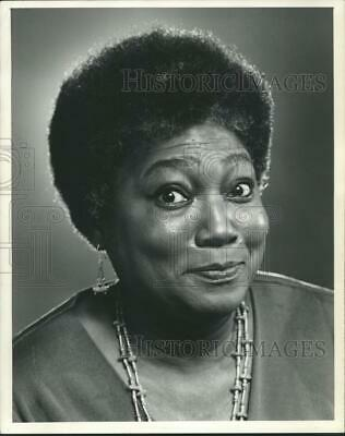 1975 PRESS PHOTO John Amos And Esther Rolle Of