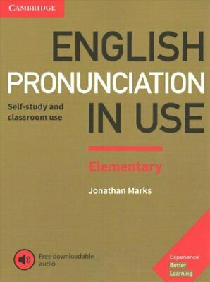 English Pronunciation in Use Elementary Book with Answers and Downloadable...