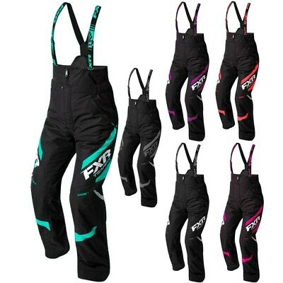 de3406c2ea5bc FXR Racing F19 Team Insulated Womens Winter Sports Skiing Snowmobile Pants