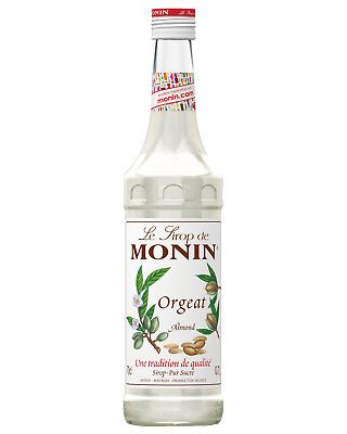 Monin Almond Syrup 700mL Other Drinks