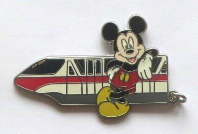 Walt Disney World pin: Mystery Tin Monorail collection - Mickey, LE 1500