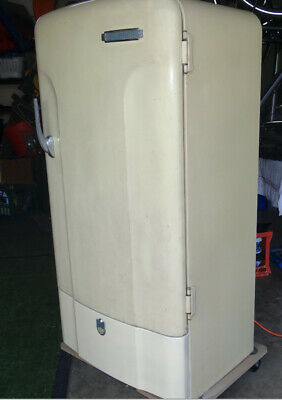 Vintage 'English Electric' Fridge - Excellent condition. Made in Great Britain.