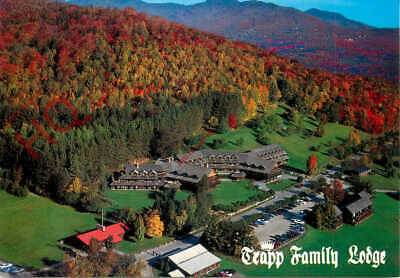 Picture Postcard, Vermont, Stowe, Trapp Family Lodge And Guest Houses