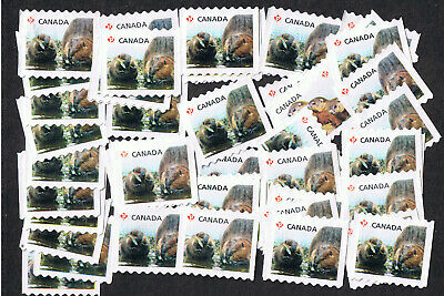 $270 Face Value ( 300 X P Stamps) Uncancelled Postage - Off Paper - No Gum.