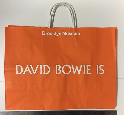 David Bowie Is Brooklyn Paper Shopping Bag