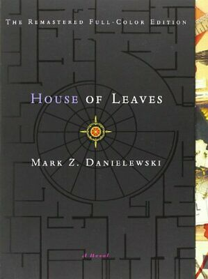 House of Leaves by Danielewski, Mark Z. Book The Cheap Fast Free Post