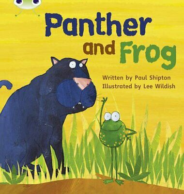 Bug Club Phonics Bug Set 11 Panther and Frog by Shipton, Paul Paperback Book The