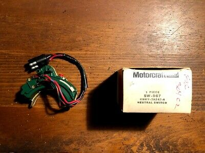 NOS 1969 Ford Thunderbird Lincoln Continental Mark III Neutral Safety Switch