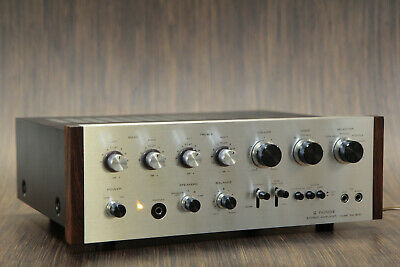 cb2b3b9162746 PIONEER SA-900 VINTAGE Stereo Amplifier - Electronically Restored -  Beautiful!