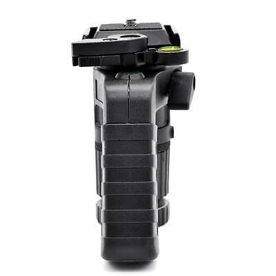 """J1R7 Pistol Grip Ball Head with 1/4"""" Screw Quick Release Plate for Nikon Pentax"""