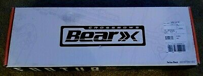 Brand New Bear X Fortus Crossbow XF425 Scope Package Black Model #A6FRTBK180