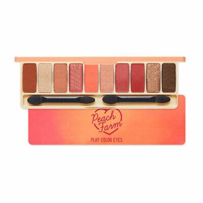 [ETUDE HOUSE] Play Color Eyes #Peach Farm 1g x 10 Rinishop