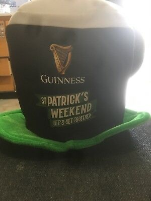 Guinness St Patrick's Day Hats x15