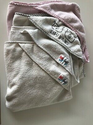 Bundle Of 4 Baby Towels