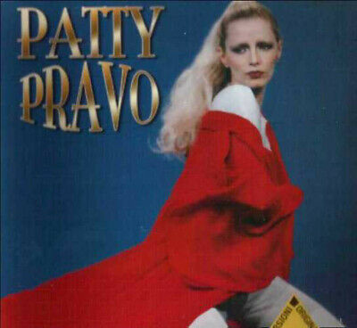 Patty Pravo ‎– Patty Pravo  - CD