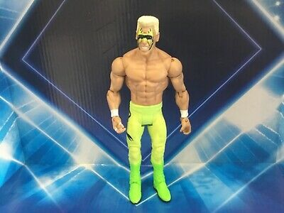 "Wwe Wcw Tna Mattel 7"" Wrestling Action Figure - Early Sting - Series 62"