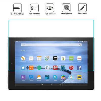 Universal 2.5D 9H Tempered Glass Film Screen Protector For 10 10.1Inch Tablet PC