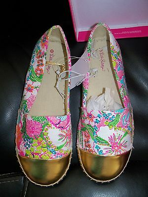 24d939147b6 Lilly Pulitzer for Target Shoes Lilly For Target Espadrilles Nib Size